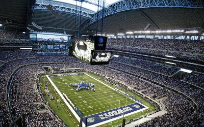 The Southwest Flooring Market Moves to the AT&T Stadium
