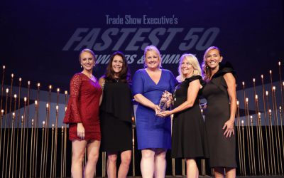 Southeast Flooring Market wins big at the Trade Show Executive Fastest 50 Awards Gala