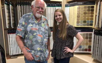 Visiting Flooring Stores in the DFW Area