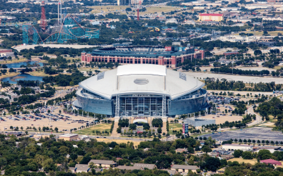 AT&T Stadium Issues New Safety Guidelines