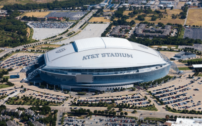 AT&T Stadium Earns GBAC STAR Accreditation
